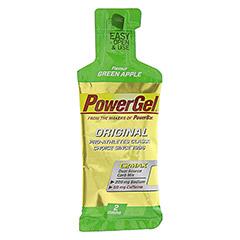 POWERBAR PowerGel Green Apple+Koffein 41 Gramm