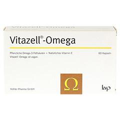 VITAZELL-Omega Kapseln 60 Stück - Vorderseite