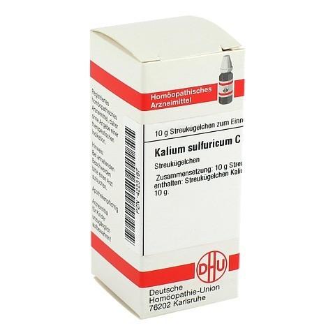 KALIUM SULFURICUM C 30 Globuli 10 Gramm N1
