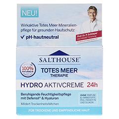 SALTHOUSE TM Therapie Hydro Aktivcreme 24h 50 Milliliter - Vorderseite