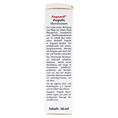 AAGAARD Propolis Lösung 50 Milliliter - Rechte Seite