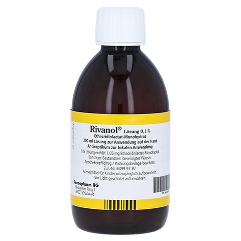 Rivanol Lösung 0,1% 300 Milliliter N2