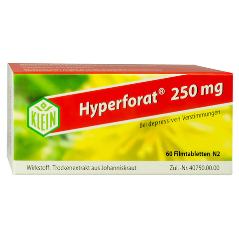Hyperforat 250mg 60 Stück N2