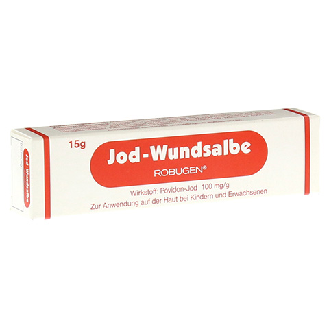 JOD-WUNDSALBE Robugen 15 Gramm