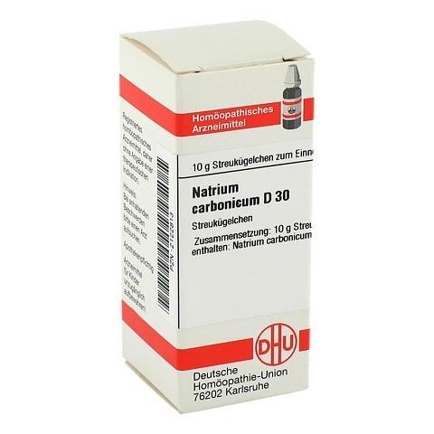 NATRIUM CARBONICUM D 30 Globuli 10 Gramm N1