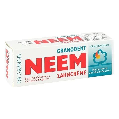 GRANODENT Zahncreme Grandel 50 Milliliter
