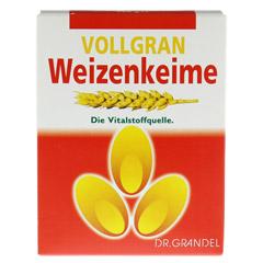 WEIZENKEIME Vollgran Grandel Kerne 250 Gramm - Vorderseite
