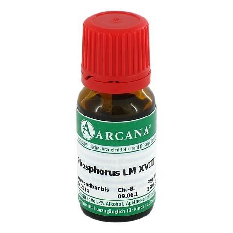 PHOSPHORUS Arcana LM 18 Dilution 10 Milliliter N1