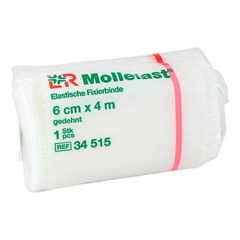 MOLLELAST Binden 6 cmx4 m weiß 1 Stück