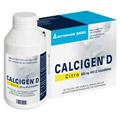 CALCIGEN D Citro 600 mg/400 I.E. Kautabletten 100 St�ck