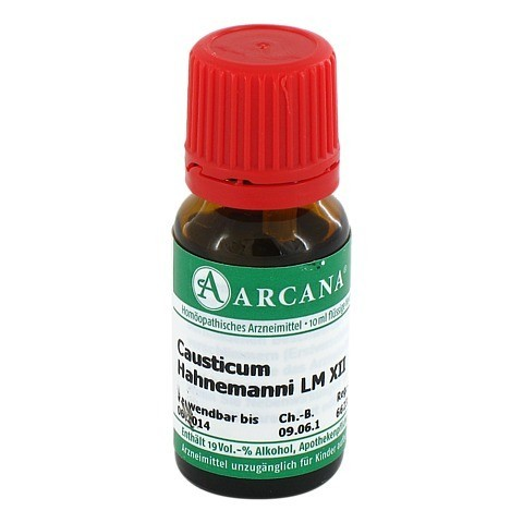 CAUSTICUM Arcana LM 12 Dilution 10 Milliliter N1