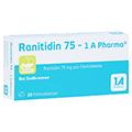 Ranitidin 75-1A Pharma 10 St�ck
