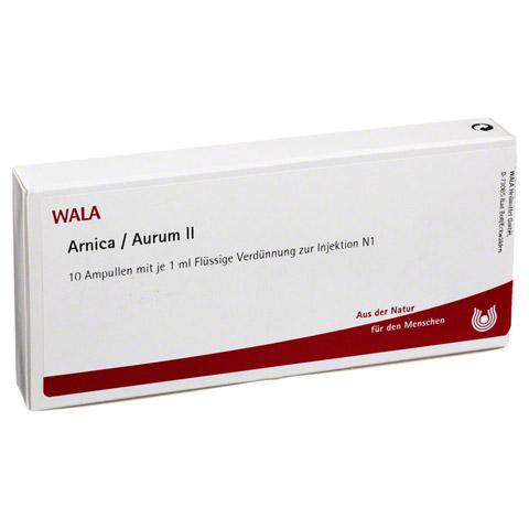 ARNICA/AURUM II Ampullen 10x1 Milliliter N1
