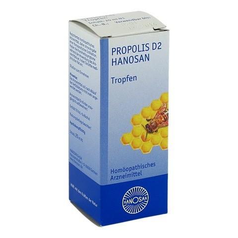 PROPOLIS D 2 Dilution 20 Milliliter N1
