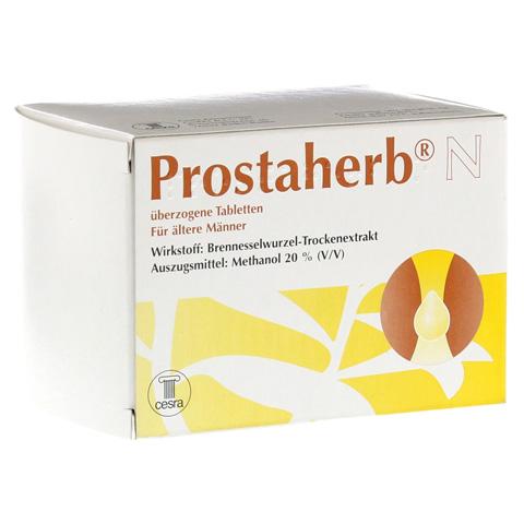 PROSTAHERB N traditionell �berzogene Tabletten 200 St�ck
