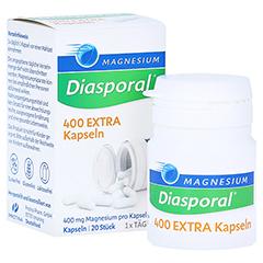 MAGNESIUM DIASPORAL 400 Extra Kapseln 20 Stück