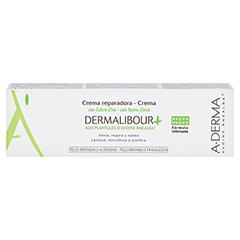 ADERMA DERMALIBOUR+ Creme 50 Milliliter - Rückseite