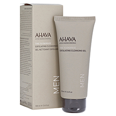 Ahava Men Exfoliating Cleansing Gel 100 Milliliter