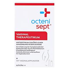 Octenisept Vaginaltherapeutikum 50 Milliliter N1 - Vorderseite