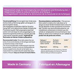 MAGNES direct Denk Pulver 30x2.5 Gramm - Rückseite