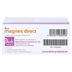 MAGNES direct Denk Pulver 30x2.5 Gramm - Oberseite