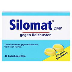 Silomat DMP 10,5mg/Lutschpastille 40 Stück - Vorderseite