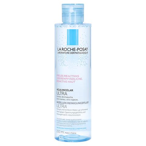 La Roche-Posay Mizellen Reinigungsfluid ULTRA reaktive Haut 200 Milliliter