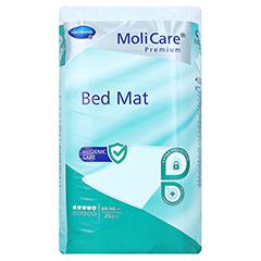 MOLICARE Premium Bed Mat 5 Tropfen 60x90 cm 4x25 Stück - Vorderseite