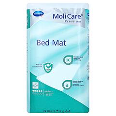 MOLICARE Premium Bed Mat 5 Tropfen 60x90 cm 25 Stück - Rückseite