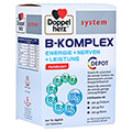 DOPPELHERZ B-Komplex system Tabletten 120 Stück
