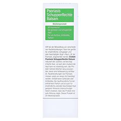 EVOLSIN Psoriasis Schuppenflechte Balsam 100 Milliliter - Rückseite