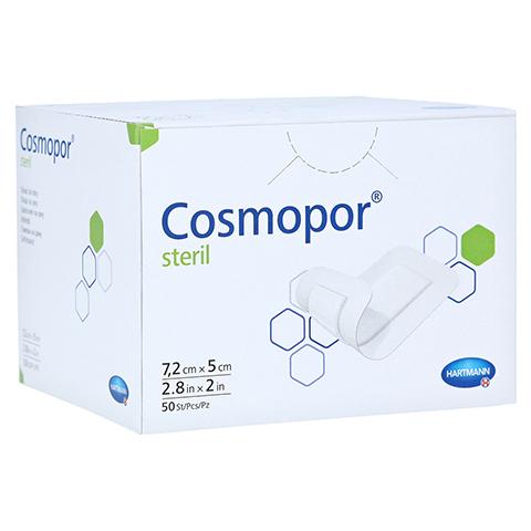 Cosmopor Steril 5x7,2 cm 50 Stück