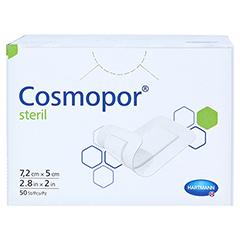 Cosmopor Steril 5x7,2 cm 50 Stück - Vorderseite