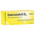 DEKRISTOLVIT D3 800 I.E. Tabletten 90 Stück