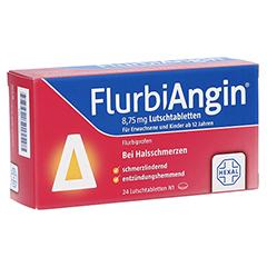 FlurbiAngin 8,75mg 24 Stück N1