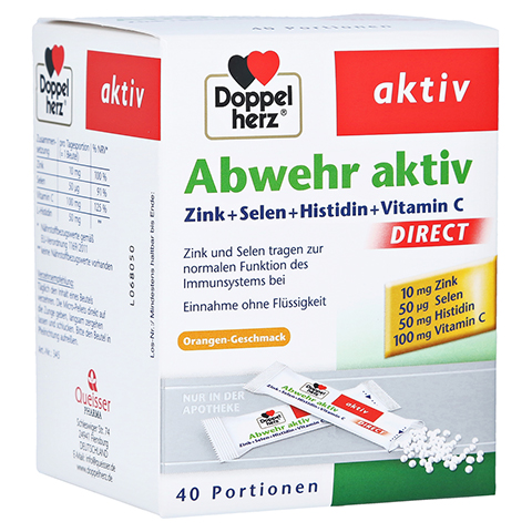 erfahrungen zu doppelherz abwehr aktiv direct pellets 40 st ck medpex versandapotheke. Black Bedroom Furniture Sets. Home Design Ideas