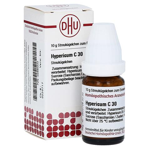 HYPERICUM C 30 Globuli 10 Gramm N1