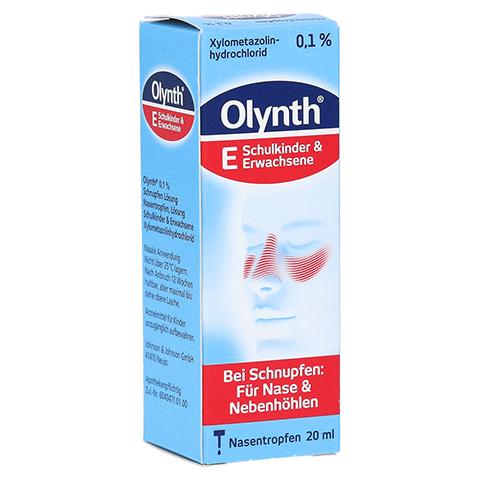 Olynth 0,1% 20 Milliliter