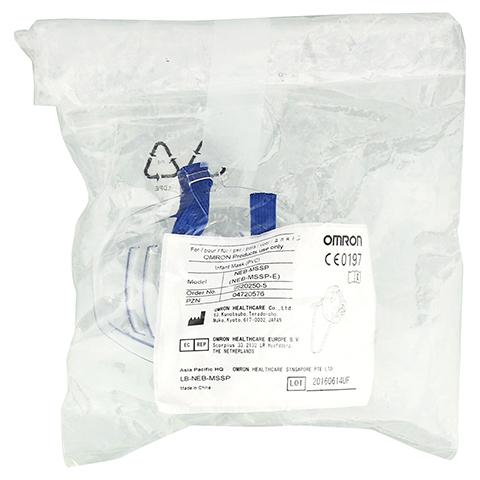 OMRON Säuglingsmaske PVC 1 Stück