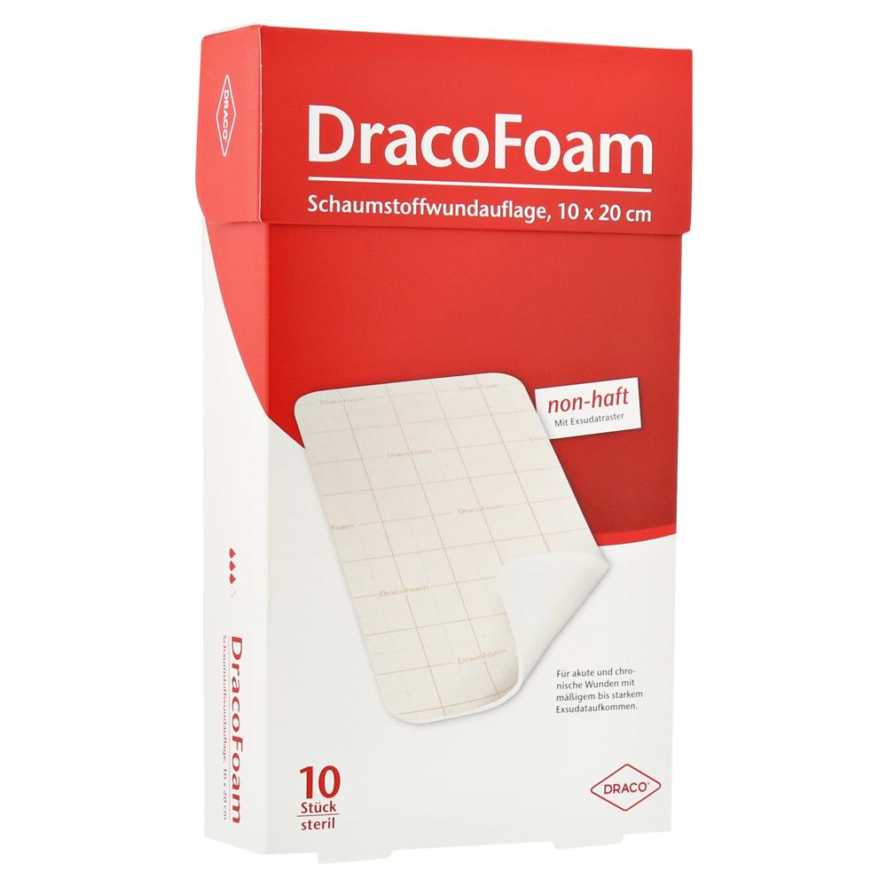 dracofoam schaumstoff wundauflage 10x20 cm 10 st ck online bestellen medpex versandapotheke. Black Bedroom Furniture Sets. Home Design Ideas