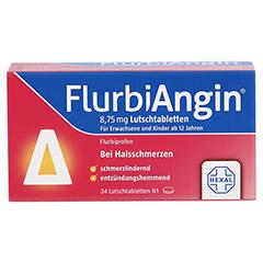 FlurbiAngin 8,75mg 24 Stück N1 - Vorderseite