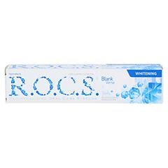 Rocs Erwachsene Zahnweiße Zahnpasta 74 Gramm - Vorderseite
