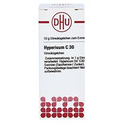 HYPERICUM C 30 Globuli 10 Gramm N1 - Vorderseite
