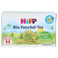 HIPP Bio Tee Fenchel Beutel 20x1.5 Gramm - Vorderseite