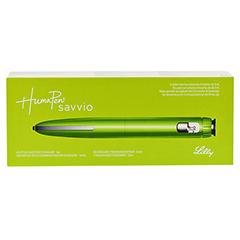 HUMAPEN SAVVIO grün 1 Stück - Vorderseite