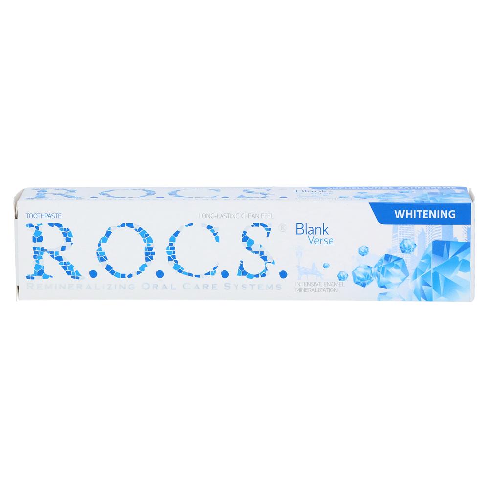 Rocs Erwachsene Zahnweiße Zahnpasta 74 Gramm online bestellen ...