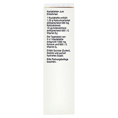 IDEOS 500 mg/400 I.E. Kautabletten 30 Stück - Linke Seite