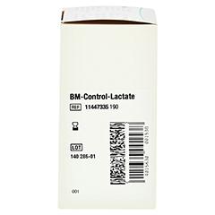 BM TEST Control Lactate Lösung 2 Stück - Linke Seite