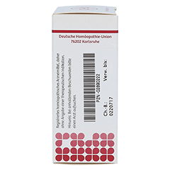 HYPERICUM C 30 Globuli 10 Gramm N1 - Linke Seite