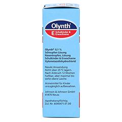 Olynth 0,1% 20 Milliliter - Linke Seite